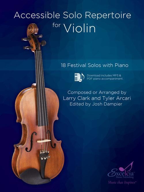 Accessible Solor Repertoire for Violin
