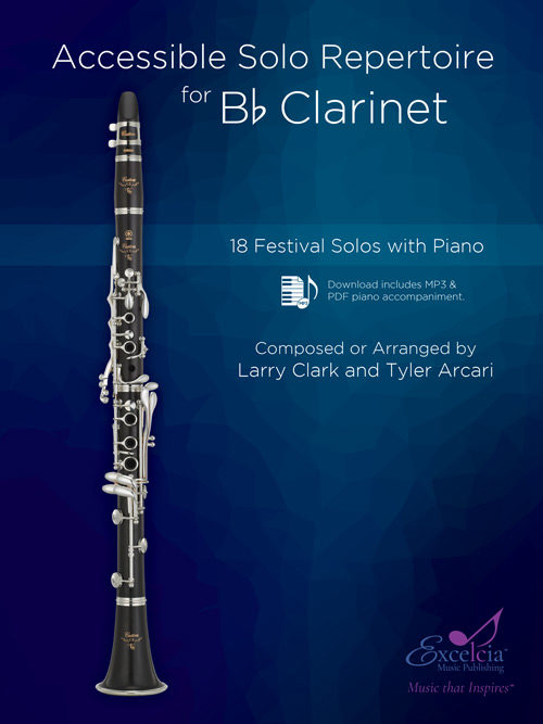 Accessible Solor Repertoire for Bb Clarinet