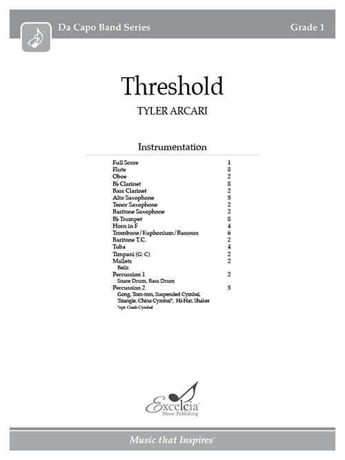 Threshold - Full Score