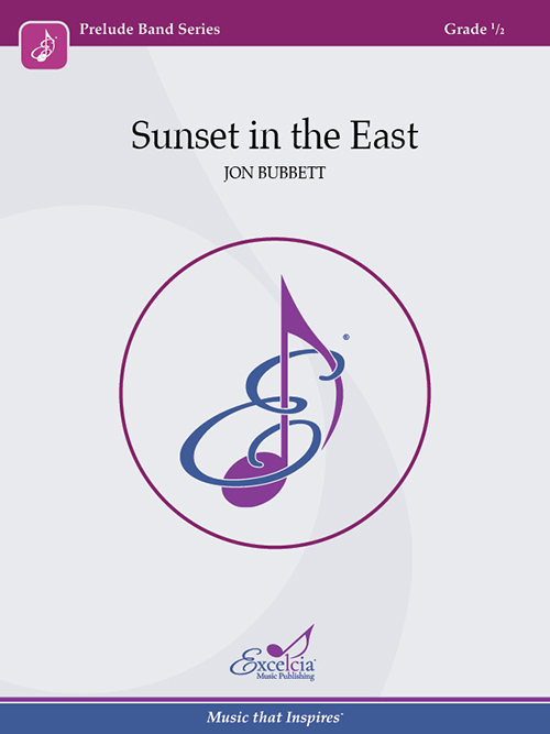 Sunset in the East