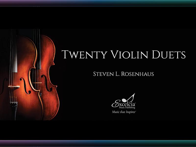 Twenty Violin Duets
