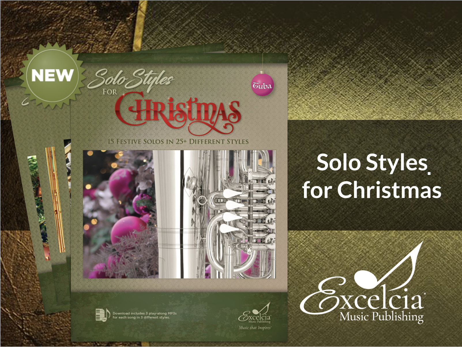 New for Solo Styles for Christmas