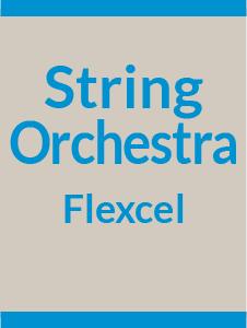 Flexcel Concert Works for Strings