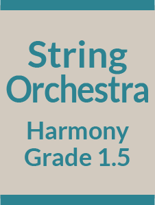 String Orchestra Grade 1.5