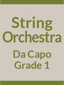 String Orchestra Grade 1