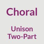 Unison/Two Part